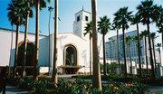 ロサンゼルス ユニオン・ステーションでUSAレイルパスを購入/Los Angeles AMTRAK Union Station