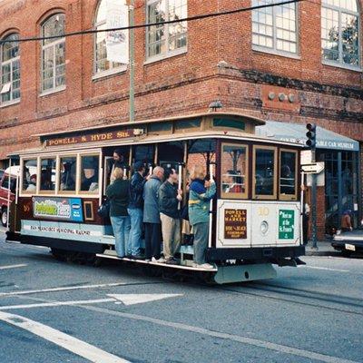 アムトラックでアメリカ一周旅行:San Francisco [1]/サンフランシスコ 前編:ケーブルカーと坂と霧の街 サンフランシスコは気持ちのいい街
