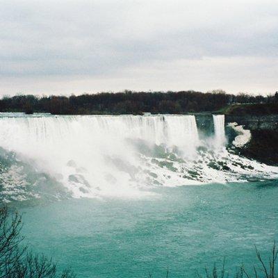 アムトラックでアメリカ一周旅行:Niagara Falls/ナイアガラの滝:自然の力のすごさを間近に実感