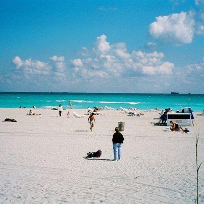 アムトラックでアメリカ一周旅行:Miami/マイアミ:アール・デコ建築が特徴的な街並