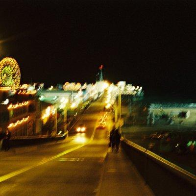 アムトラックでアメリカ一周旅行:Santa Monica/サンタモニカ:穏やかな気候のサンタモニカ