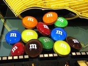 m&m's Shop - ラスベガス/Las Vegas