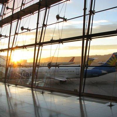 アメリカ・ラスベガス旅行 2007:ラスベガス旅行 第4日目 帰国の途へ:ラスベガスから日本に帰ります