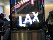 ロサンゼルス国際空港/Los Angeles International Airport/LAXで乗り継ぎ