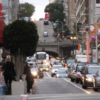 アメリカ・サンフランシスコ旅行 2008:サンフランシスコ 第1日目:8年ぶりのサンフランシスコ