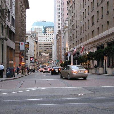 アメリカ・サンフランシスコ旅行 2008:サンフランシスコ 第4日目:ダウンタウンをブラブラ...