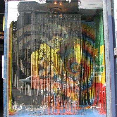 アメリカ・サンフランシスコ旅行 2008:サンフランシスコ 第3日目:Haight & Ashburyを散策