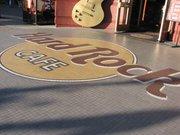ハード・ロック・カフェ/Hard Rock Cafe San Franciscoで夕食