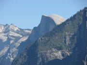 トンネル・ビュー/Tunnel Viewからハーフ・ドーム/Half Domeを望む -ヨセミテ国立公園/Yosemite National Park-