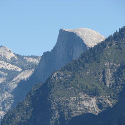 アメリカ・サンフランシスコ旅行 2008:サンフランシスコ 第6日目:ヨセミテ国立公園で大自然を満喫!