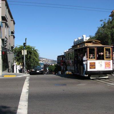 アメリカ・サンフランシスコ旅行 2008:サンフランシスコ 第9日目:サンフランシスコ観光最終日