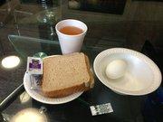 朝食はディズ・イン・サンタモニカのバイキング/Days Inn Santa Monica's Breakfast