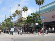 3rd Street Promenade/サード・ストリート・プロムナードを散策 -Apple Store, Third Street Promenade-