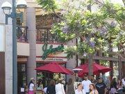 Johnnie's NY Pizzaで遅めの昼食と3rd Street Promenade/サード・ストリート・プロムナード
