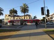 Santa Monica Pire/サンタモニカ・ピアからSanta Monica Blvd/サンタモニカ・ブールバードへ