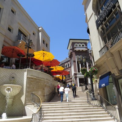 アメリカ・カリフォルニア縦断旅行 2013:カリフォルニア旅行 第4日目 [ロサンゼルス 第4日目]:Beverly HillsとHollywood